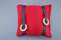 Shape Shifter Pillow Red/Pink