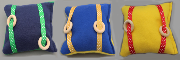 Shape-Shifter Pillows